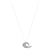 Neckless-patina-sterling-silver-cuted-out-wave-on-a-stearling-silver-chain-with-patina-01-1200