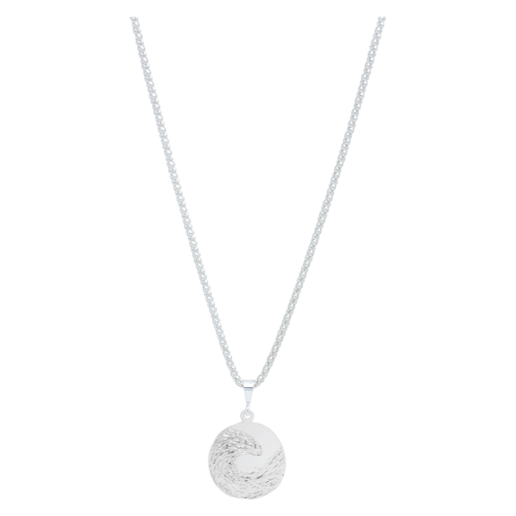 Neckless-small-sterling-silver-charm-on-a-popcorn-chain-01-1200