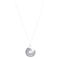 Neckless-small-sterling-silver-circle-on-a-stearling-silver-chain-with-patina-01-1200